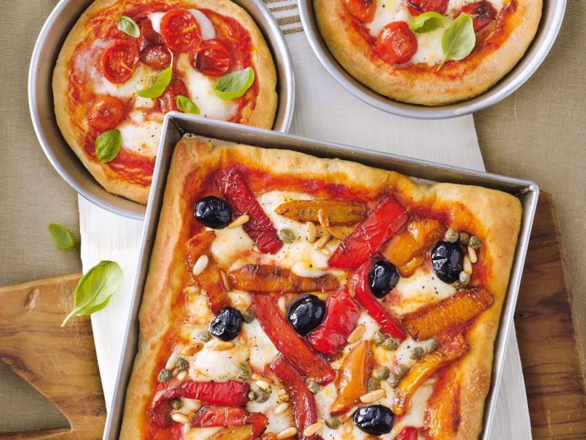 pizze singole Sale&Pepe