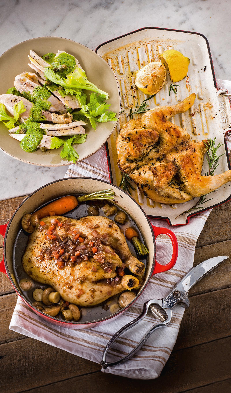 Le migliori ricette per cucinare il pollo sale pepe for Ricette per cucinare