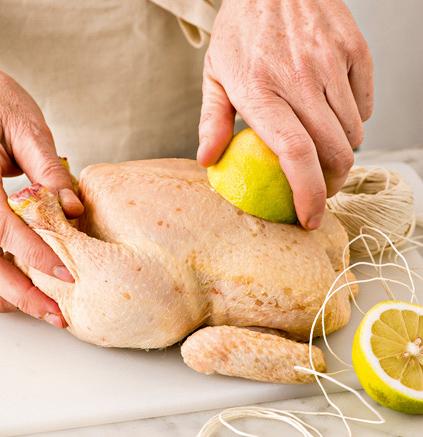 pollo Sale&Pepe ricetta