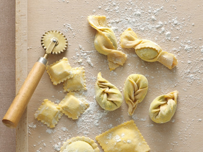 ravioli a caramella Sale&Pepe ricetta