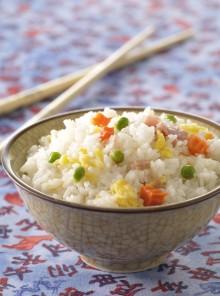 Riso alla cantonese, il piatto cult cinese
