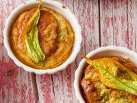 sformatini gialli al forno Sale&Pepe ricetta