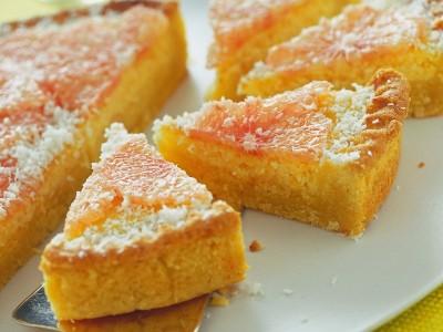 torta-con-crema-di-pompelmo-e-cocco-ricetta