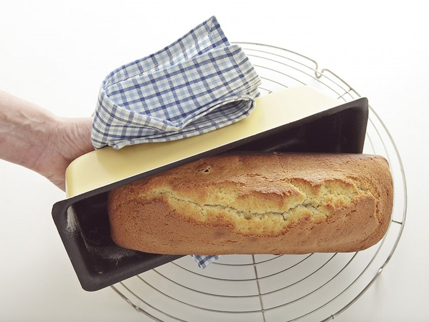 Come si usa lo stampo del plum cake
