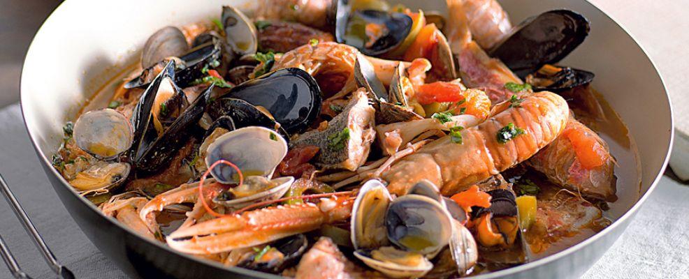 zuppa di pesce Termolese Sale&Pepe
