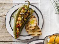 Peperoni ripieni di verdure ricetta Sale&Pepe