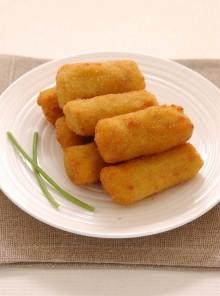 Le crocchette fritte