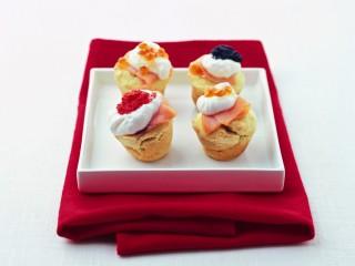 muffin-al-salmone