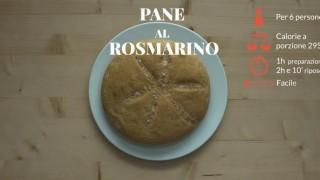 Il pane al rosmarino