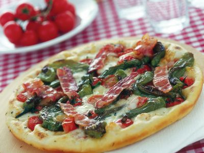 pizza con i friarelli ricetta