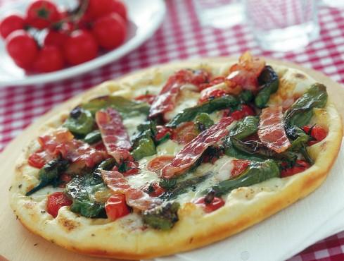 pizza con i friarelli Sale&Pepe ricetta