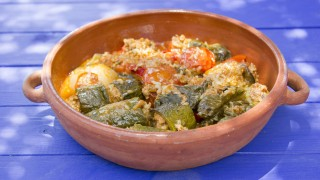 Le verdure ripiene cipriote