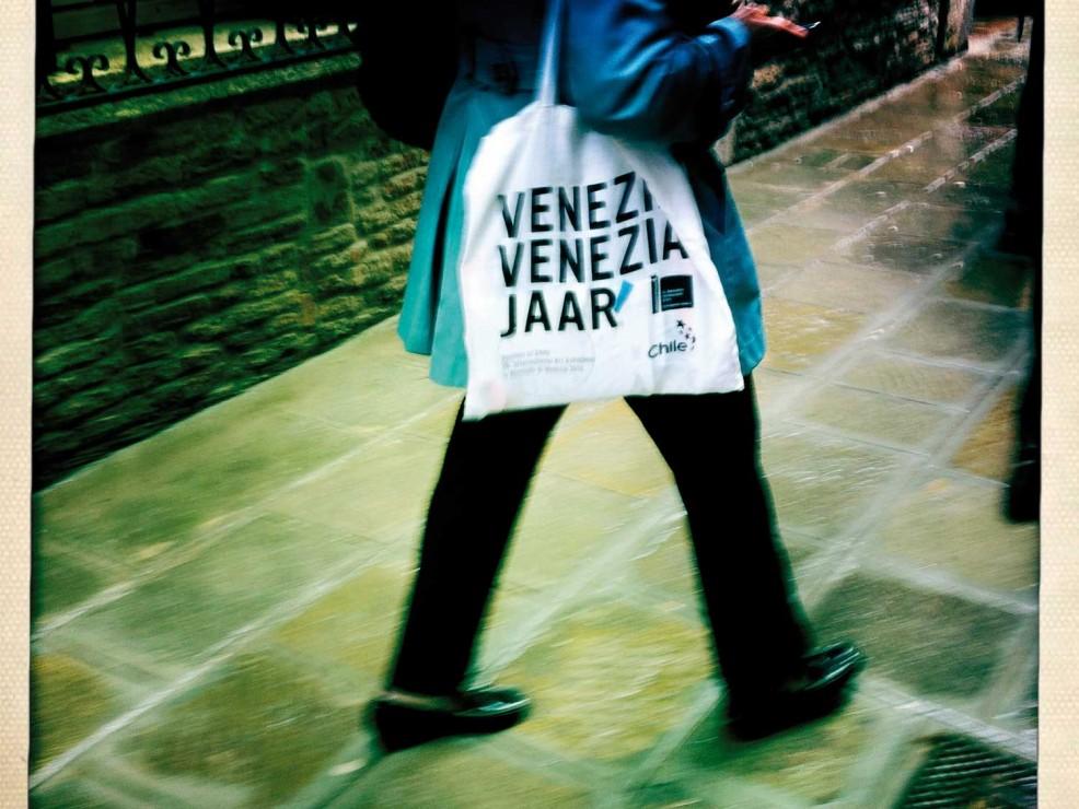 Artbags in Venice di Luciano Bobba