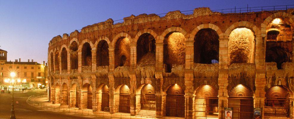 Arena di Verona (credit: Corbis Images)