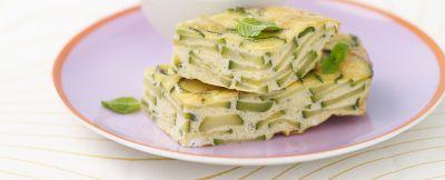 Frittata-di-zucchine