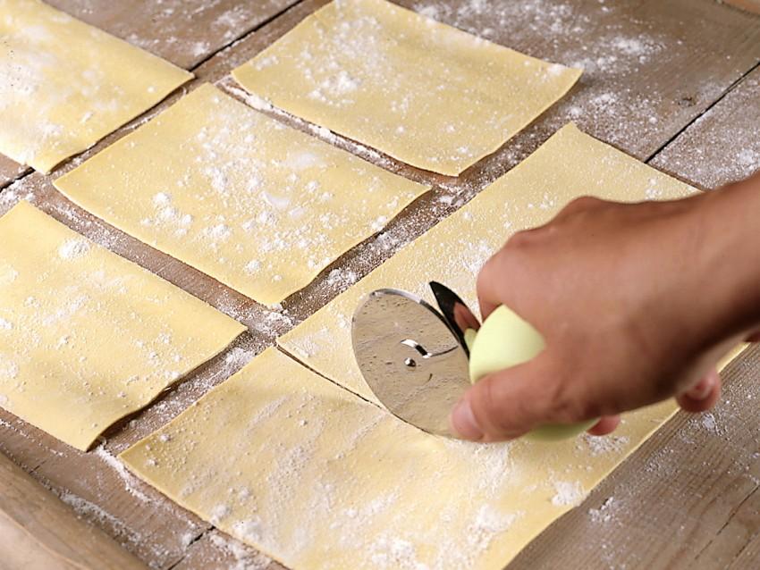 Lasagne al pesto 4
