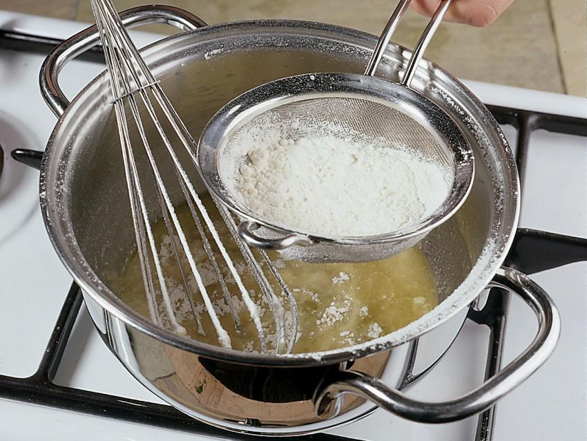 Lasagne al pesto 8