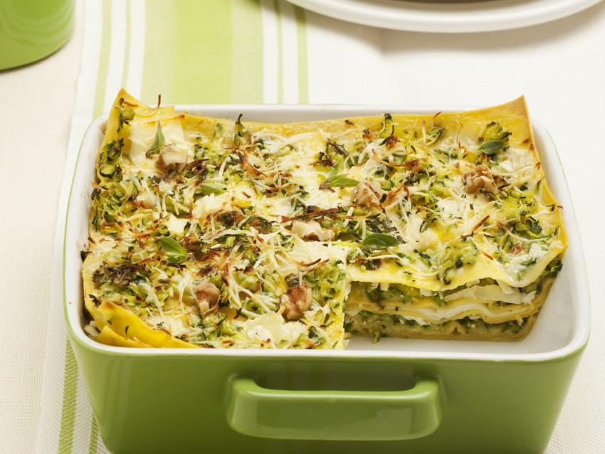 Lasagne con noci e primosale 5