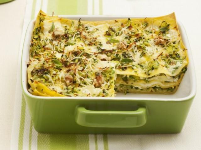 Lasagne-zucchine