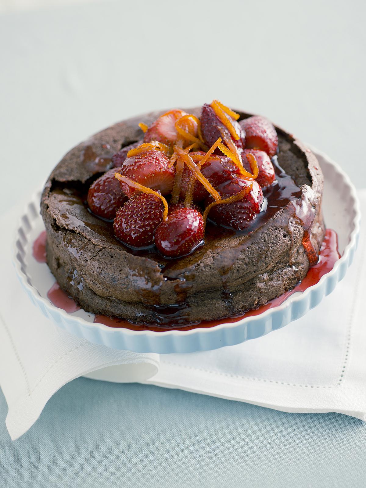 Le 10 migliori ricette di torte al cioccolato sale pepe for Ricette di torte