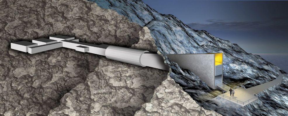 Norway - Science - Svalbard Global Seed Vault
