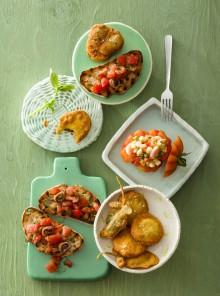 Bruschette piccanti