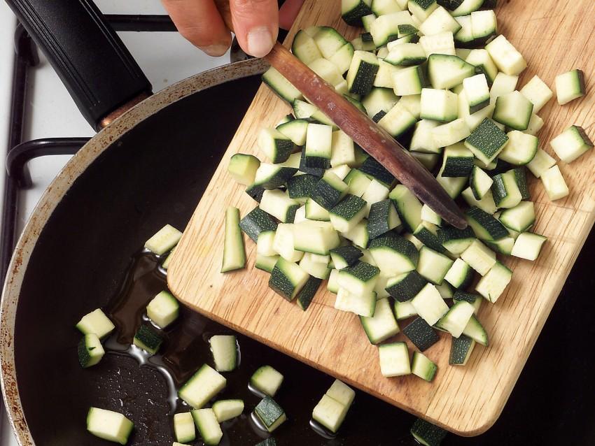 carbonara di zucchine 3