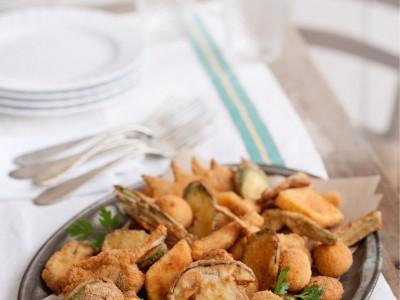 fritto misto alla piemontese ricetta