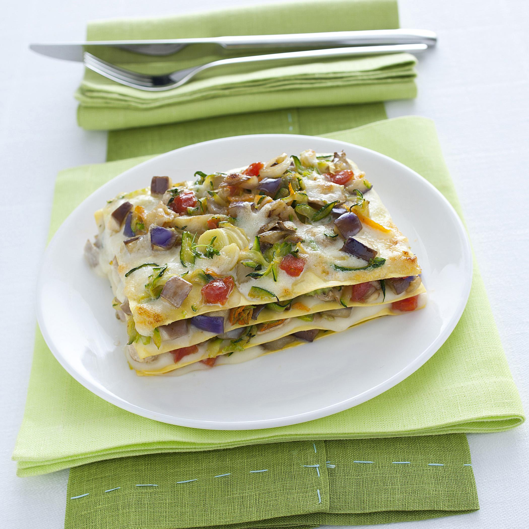 Le 10 migliori ricette di lasagne alle verdure sale pepe for Ricette di cucina