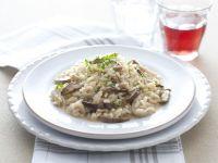 risotto- funghi-mantecato