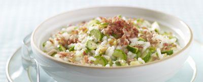 risotto-zucchine