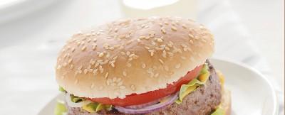 Hamburger classico americana
