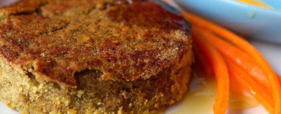 Hamburger lenticchie salsa gialla Sale&Pepe