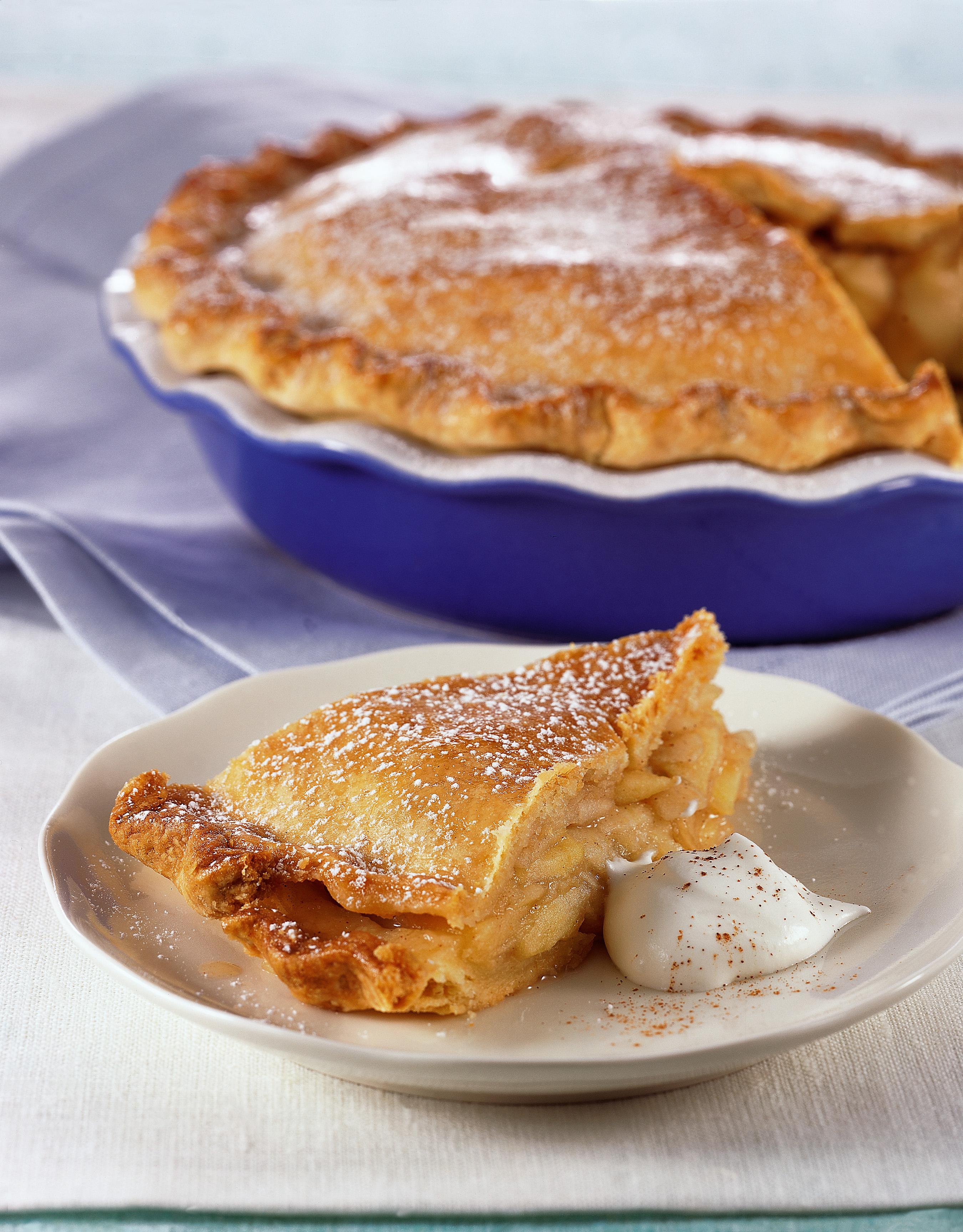 Apple pie: torta di mele americana | Sale&Pepe