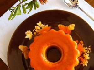 crème caramel alla zucca e alla liquerizia Sale&Pepe ricetta