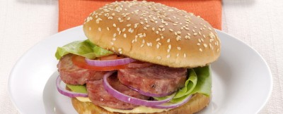 hamburger di cotechino