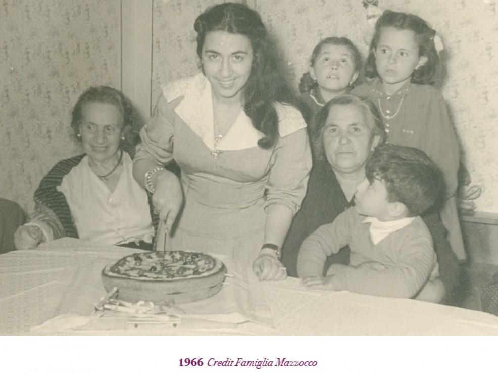 Foto del 1966. Credit: famiglia Mazzocco
