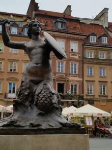 Varsavia, capitale dolce e fiera