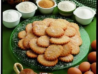 biscotti al cocco Sale&Pepe