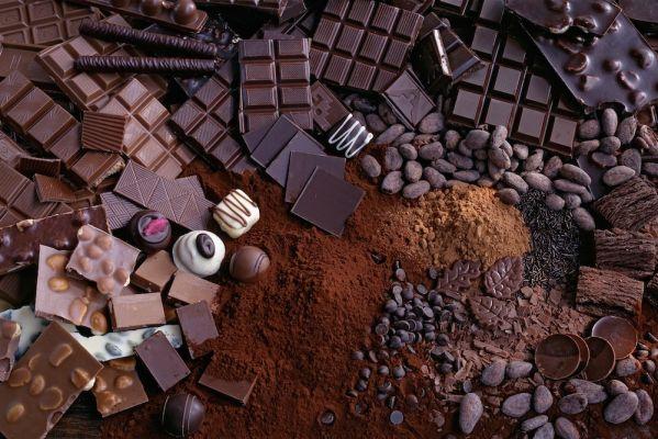 cioccolato sta per finire
