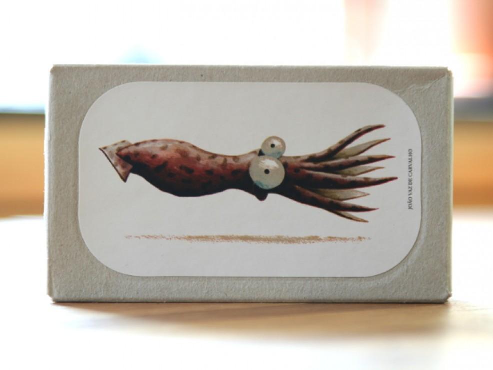 2) Bouillabaisse di calamaro portoghese
