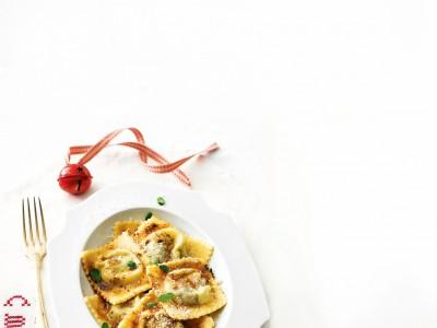 ravioli alla genovese ricetta