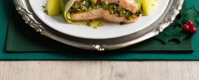 salmone e baccalà