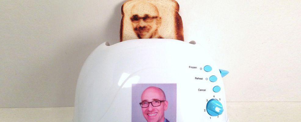 selfie toast