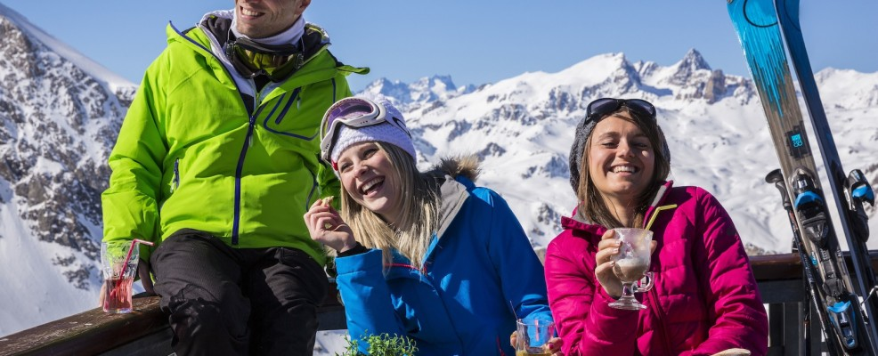 France, Savoie, Valfrejus, Maurienne valley