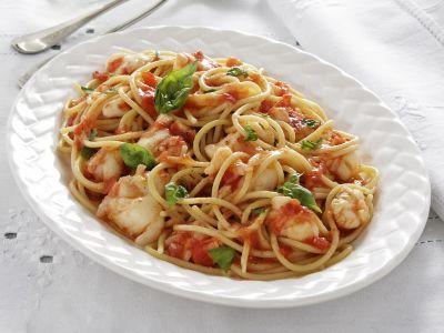 spaghetti-aragosta
