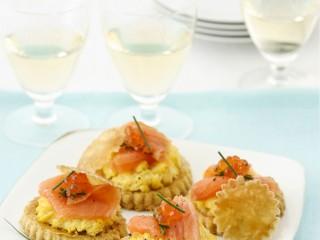 tartine al salmone Sale&Pepe