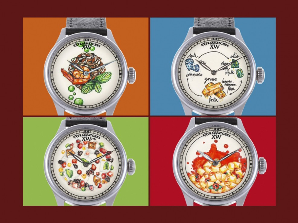Montre for chef di ExtraWatches