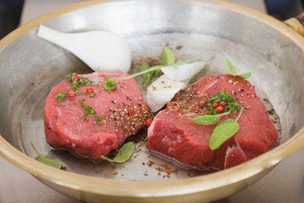 Carne con meno grassi saturi