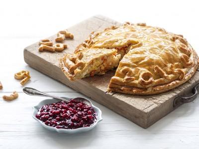 Christmas pie ricetta
